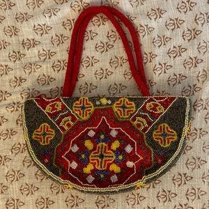 VTG Beaded Bag by Swee all, NY